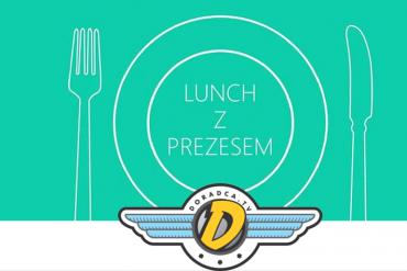 lunch z prezesem inwestortv
