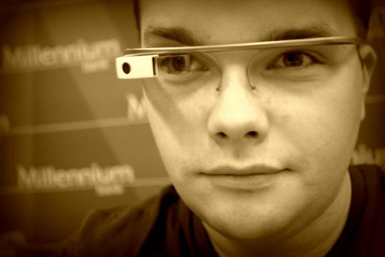 Google glass w bankowości