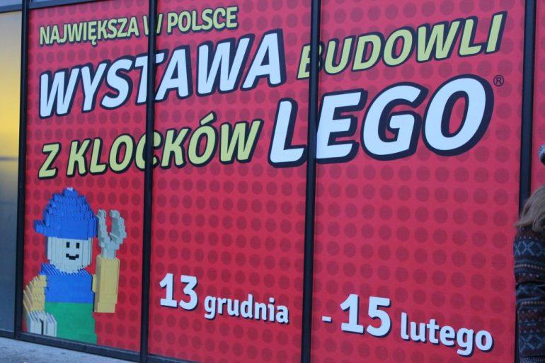 wystawa lego warszawa