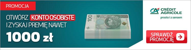 Promocja Credit Agricole na doradca.tv