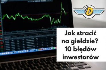 błędy inwestorów