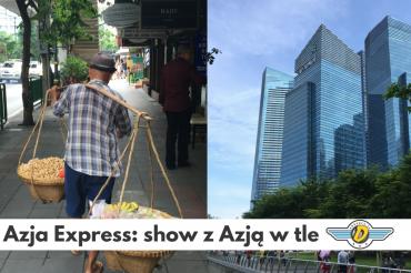 Asia Express bezdomni czy robotnicy