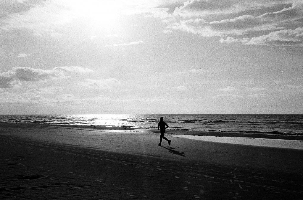 sposoby na stres bieganie