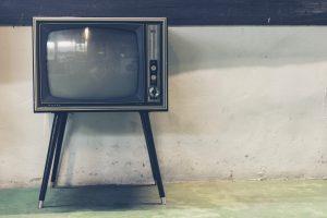 telewizor babci