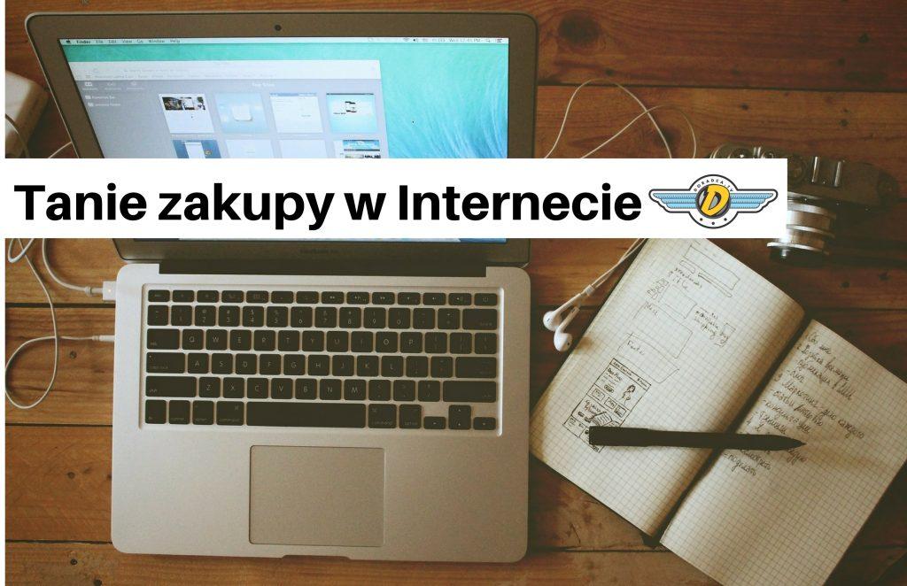 tanie zakupy w Internecie