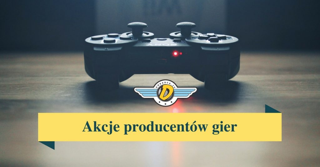 akcje producentów gier
