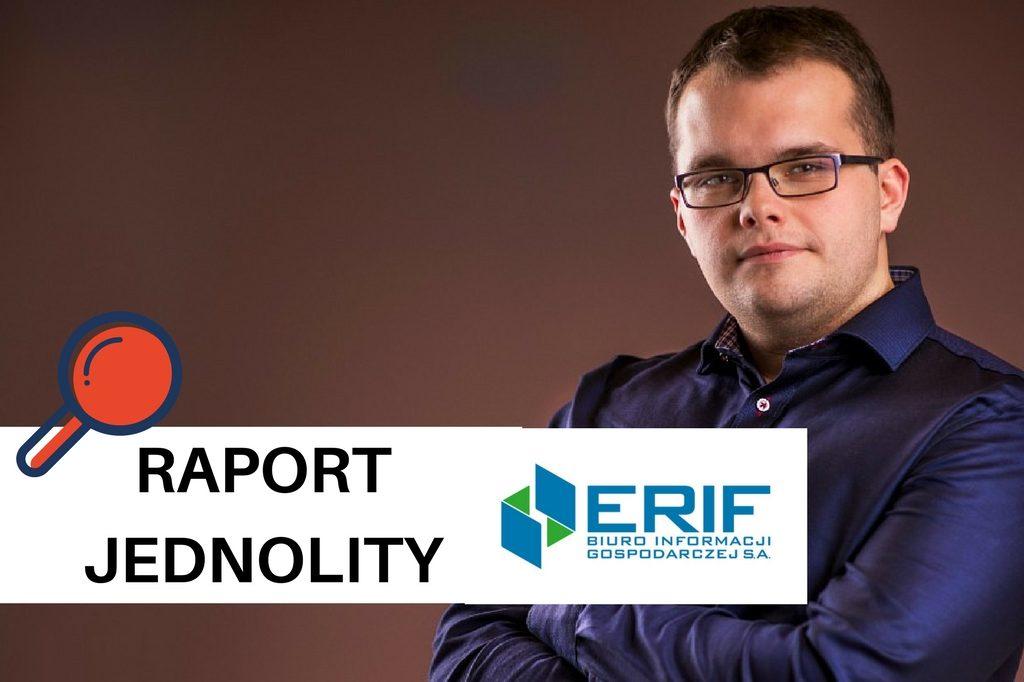 raport jednolity