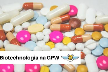 spółki biotechnologiczne na GPW
