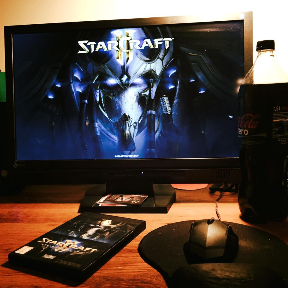 starcraft jaroszek