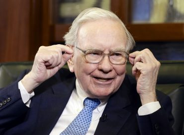 kim jest Warren Buffett