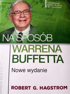 książki o Warrenie Buffecie
