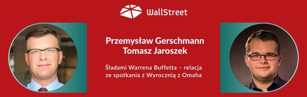 konferencja WallStreet