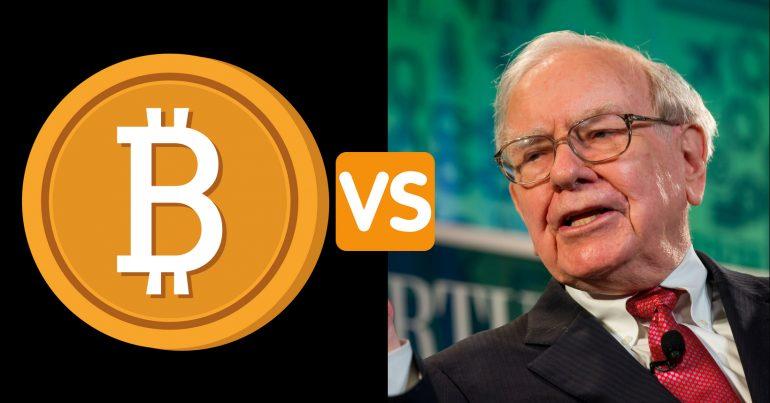 Warren Buffett o bitcoinie