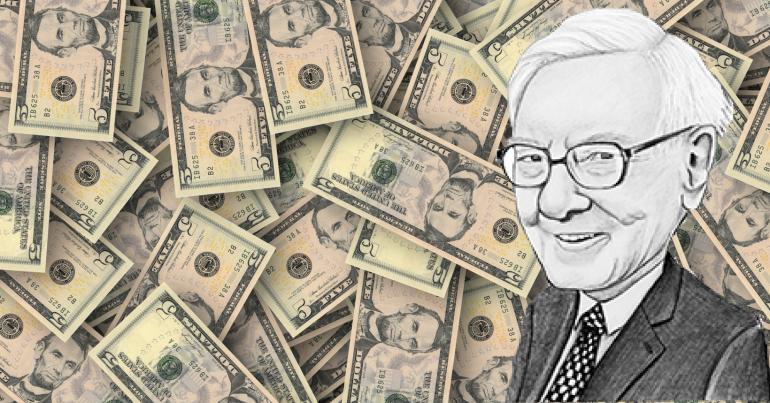 Buffett śpi na gotówce