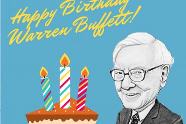 Urodziny Warrena Buffetta