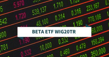 Beta ETF WIG20TR