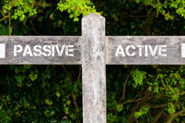 inwestowanie pasywne aktywne