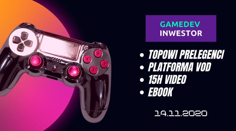 jak inwestować w producentów gier